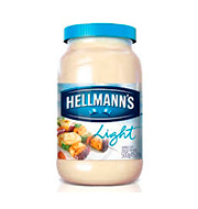 Maionese Hellmanns Light 500g Pote