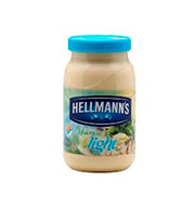 Maionese Hellmanns Light 250g Pote