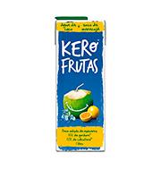 Agua Coco Kero Coco Maracuja 1l Caixa