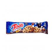 Biscoito Cookies Toddy 60g Baun/choc Pacote