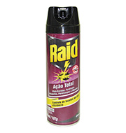 Raid Ação Total Aerosol 300ml