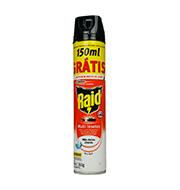 Inseticida Raid Multi 300ml + 150ml Grts Aero