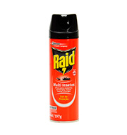 Inseticida Raid Multi Insetos Aero 300ml Aero
