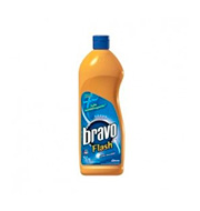 Cera Bravo Flash Incolor 850ml Pet