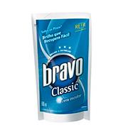 Cera Bravo Classic Incolor 500ml Refil