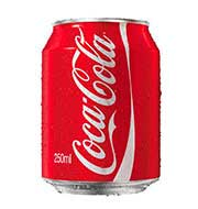 Coca Cola Lata 250ml