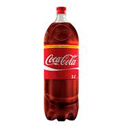 Refrigerante Coca-Cola Garrafa Pet 3L
