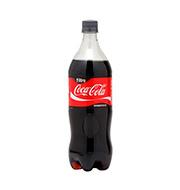 Refrigerante Coca Cola Pet 1l Pet