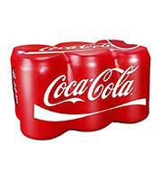 Refrigerante Coca-Cola Lata 350ml (12 unidades)