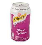Refrigerante Misto Schweppes Grape Fusion Lat