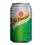 Refrigerante Misto Schweppes Citrus Lata 350m