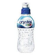 Água Mineral Crystal Mundi Sem Gás 250ml
