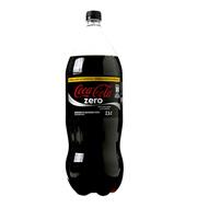 Refrigerante Coca-Cola Zero Garrafa Pet 2,5 L