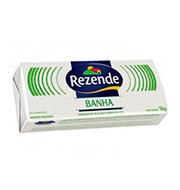 Banha Rezende 1kg Tablete