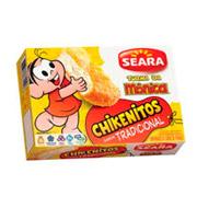Chickenitos Seara Turma da Mônica Tradicional