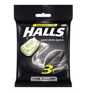 Drops Extra Forte Halls 111g (3 Unidades)