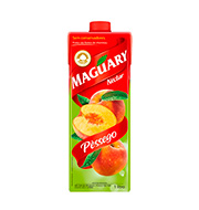 Suco Nectar Maguary Pessego 1l Caixa