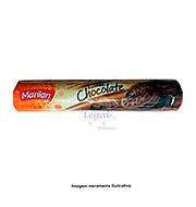 Biscoito Marilan Recheado Chocolate - 140g Pa