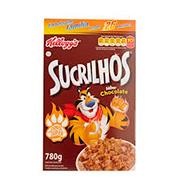 Cereal Matinal Sucrilhos Chocolate 780g Caixa