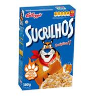 Cereal Matinal Sucrilhos Kellogg's 300g