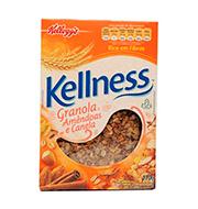 Cereal Kelloggs Granola/amen/can 280g Caixa