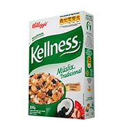 Cereal Kelloggs Muslix Tradicional 350g Caixa