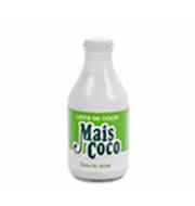 Leite Coco Mais Coco 200ml Pote De Vidro