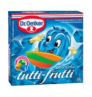 Gelatina Sol Tutti Frutti 35g Caixinha