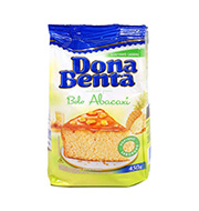 Mistura Bolo Dona Benta Abacaxi 450g Pacote