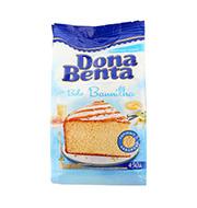 Mistura Bolo Dona Benta Baunilha 450g Pacote
