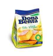 Mistura Bolo Dona Benta Milho Verde 450g Paco