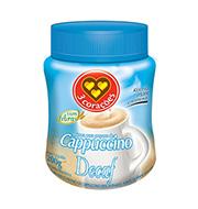 Cappuccino 3 Coracoes Decafeinado 200g Pote