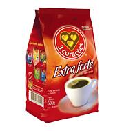 Café 3 Corações Extra Forte 500g