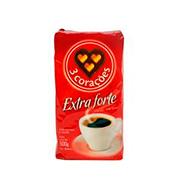 Café 3 Corações Forte 500g Vácuo