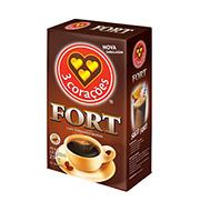 Café Fort 3 Corações 500g Vácuo
