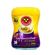 Cappuccino 3 Coracoes Baunilha 200g Pote