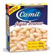 Feijao Camil Branco Coserva 247g Caixinha