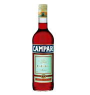 Bebida Campari Copo Grátis