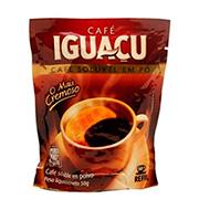 Cafe IguaÇu Soluvel 50g Sachet