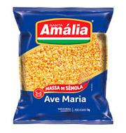 Macarrão Sta Amalia 1kg Ave Maria