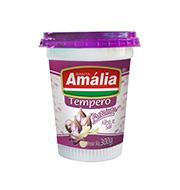 Tempero Santa Amália Alho E Sal 300g