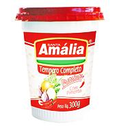 Tempero Santa Amália Completo C Pimenta 300g