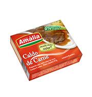 Caldo Santa Amália Carne 57g