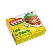 Caldo Santa Amália Galinha 57g