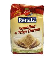 Farinha Trigo Renata Semolina 1kg Pacote