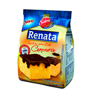 Mistura Bolo Renata Cenoura 400g Pacote