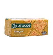 Biscoito Piraque Cream Cracker Integral 240g