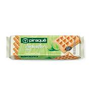 Biscoito Piraque Newafer LimÃo 100g Pacote