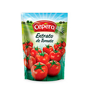 Extrato Tomate Cepera 200g Sachet