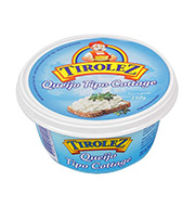 Queijo Tirolez Cottage 250g Pote